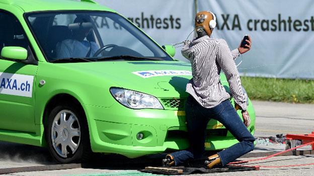 Smartphones – die neue Gefahr im Strassenverkehr