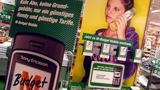 Audio «Pannenserie bei M-Budget-Handyabos geht weiter» abspielen.