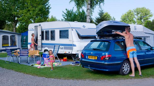 Campingboom – aber nicht in der Schweiz