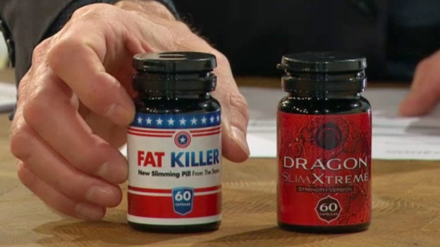 Audio «Fatkiller: Die angebliche Wunderpille, die ins Geld geht» abspielen.