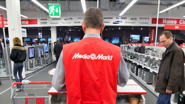 Audio «Medimarkt-Kundin soll Garantiereparatur selbst organisieren» abspielen