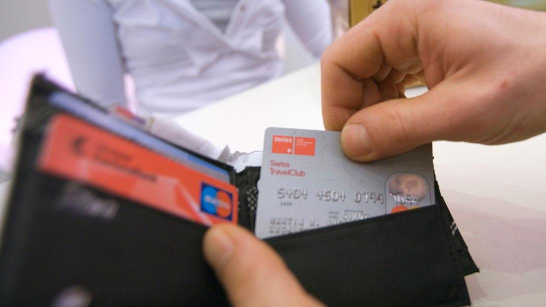 «Espresso-Aha!»: Warum eine Kreditkarte so gross ist wie sie ist