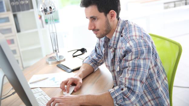 Audio «Wie ein Kleinunternehmen zur Homepage kommt» abspielen