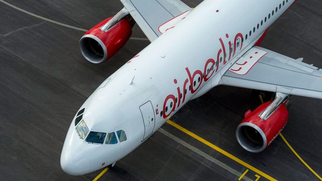 Air Berlin will Passagiere mit ungültigen Gutscheinen abspeisen
