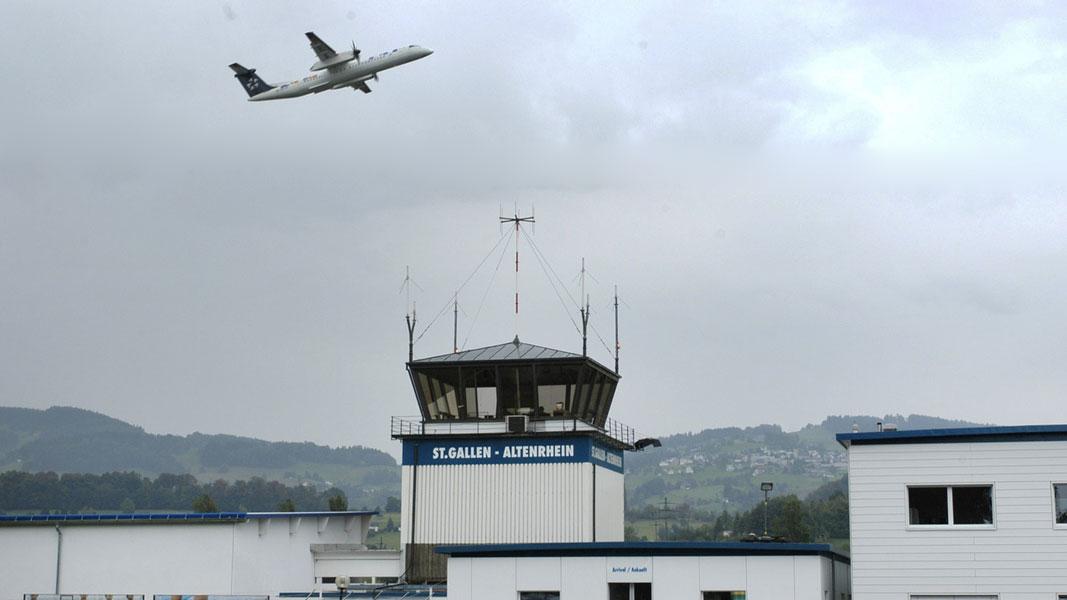 Umstrittener Kurzflug: 500 Sekunden in der Luft