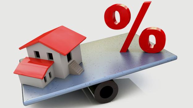 Audio «Trotz Negativzinsen bleiben Liborhypotheken gleich teuer» abspielen.