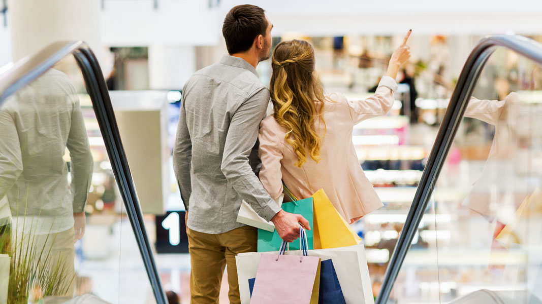 Plötzlich Stille: Wenn im Warenhaus die Hintergrundmusik fehlt