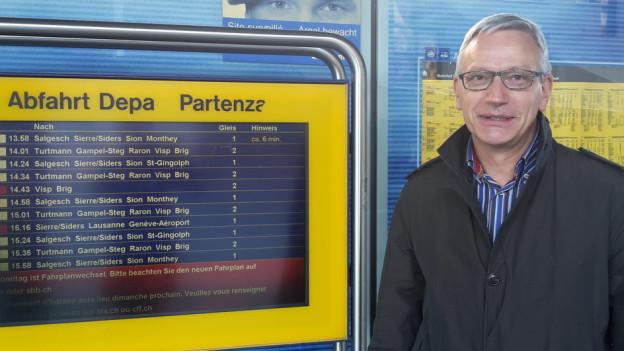 Audio «Walliser Kampf für bessere Bahn-Verbindungen hat sich gelohnt» abspielen.