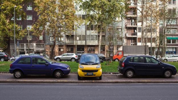 Audio «Grosser Ärger wegen kleiner Verkehrs-Busse im Ausland» abspielen.