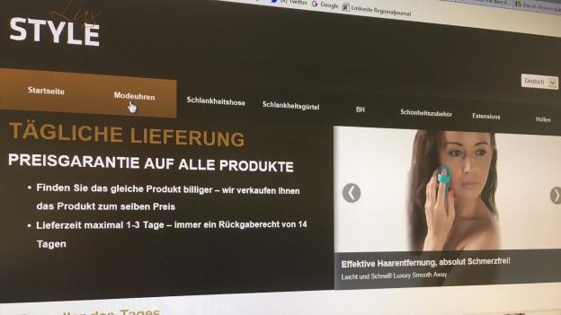 Die Abzocke von Stylelux.ch geht weiter