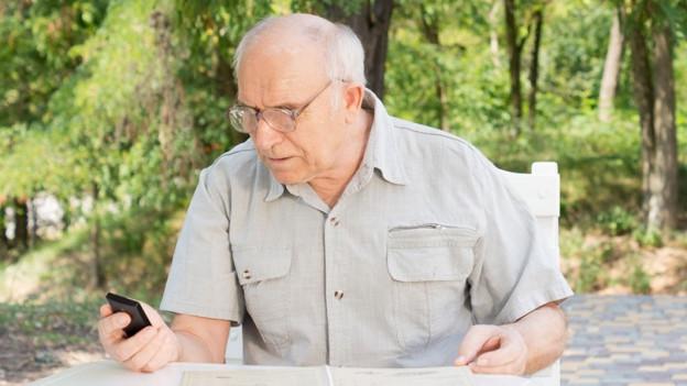 Audio «Seniorenhandys im Test: Zwei überzeugen besonders» abspielen.