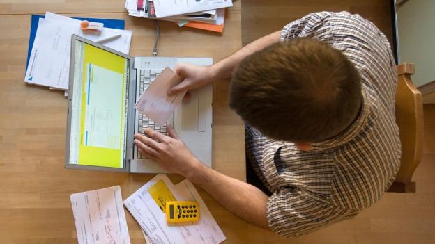 Audio «Totalausfall bei Postfinance: Das sollten Sie beachten» abspielen.