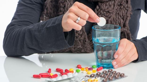 Vitaminpillen sind nur im Ausnahmefall wirklich nötig