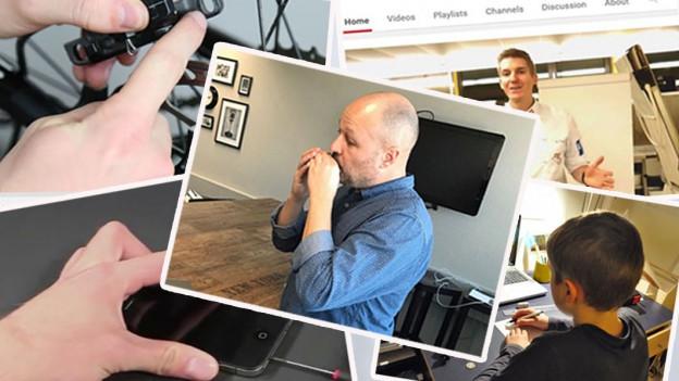 Audio ««Mein Lehrer heisst Youtube»» abspielen
