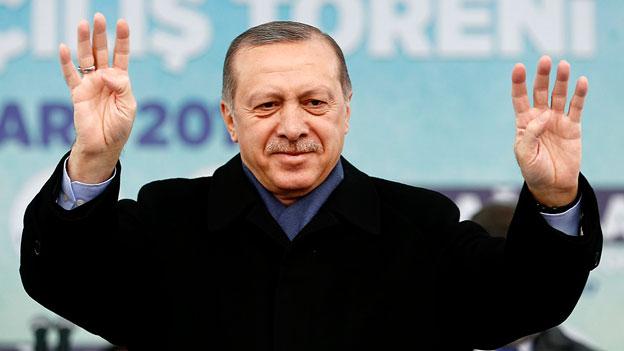 Reicht Erdogans Macht bis in die Schweiz?