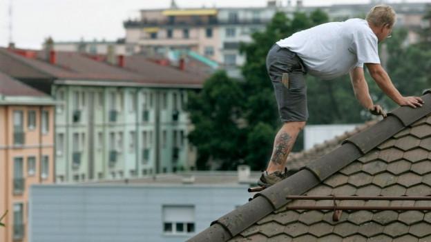 Audio «Unterhaltsarbeiten, die Hausbesitzer oft vergessen» abspielen