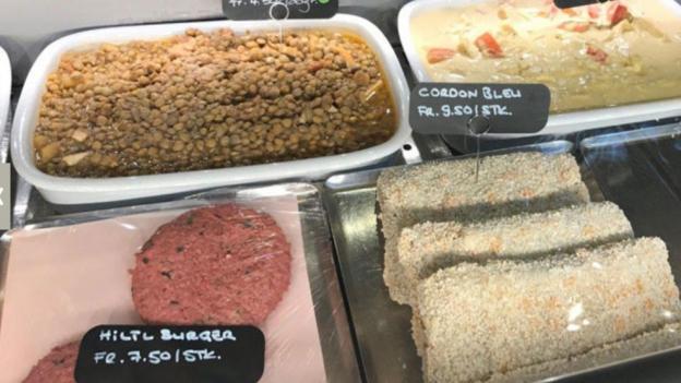 Quornschnitzel und Tofu-Ragout: Das ist da drin