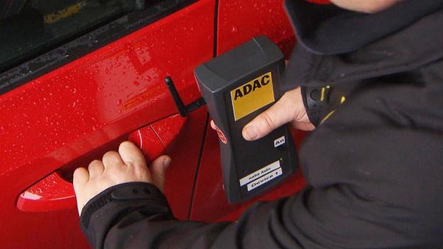Keyless-Systeme: Autos lassen sich kinderleicht knacken