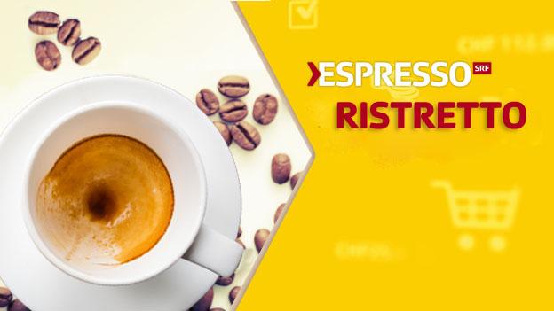 «Espresso Ristretto» März: «Gopfriedstutz, das cha doch ned si!»