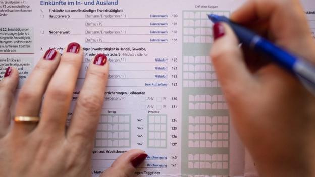 Steuererklärung 2017: Ausfüllen leicht gemacht