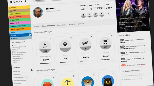Audio «Online-Spiel: Galaxus und Digitec verdonnern Kunden zum Spielen» abspielen