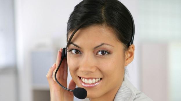 Audio «Der besondere Kundendienst für besondere Kunden» abspielen