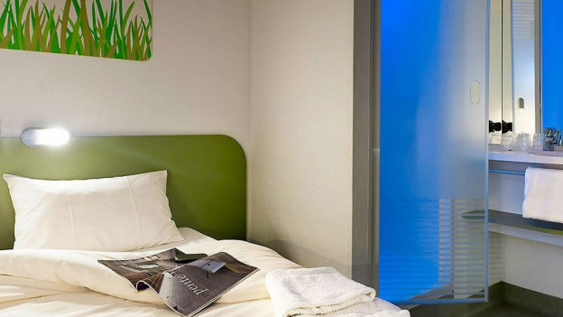 Audio «Ibis-Hotel droht Rauchern mit happiger Busse» abspielen.