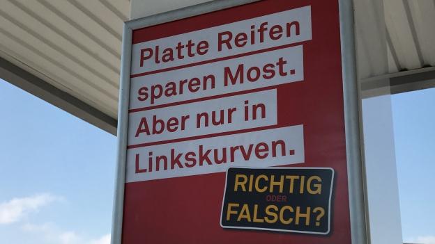 Leeres Gewinnversprechen an 6000 Tankstellen-Kunden