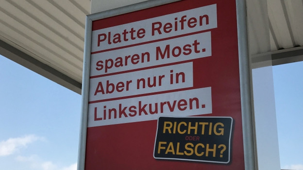 Audio «Leeres Gewinnversprechen an 6000 Tankstellen-Kunden» abspielen