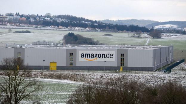 Audio «Amazon warnt vor gestohlenen Passwörtern» abspielen