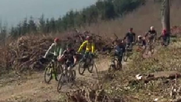 Audio «Gehören Elektro-Mountainbikes in die Berge?» abspielen.