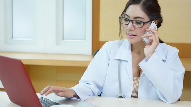 Audio «Telemedizin: «Was passiert mit meinen Gesundheitsdaten?»» abspielen