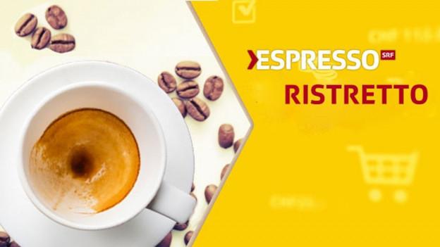 Audio ««Espresso Ristretto» zum arbeitsamen April 2017» abspielen.