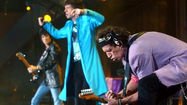 Audio «Noch immer leere Ränge bei den Rolling Stones» abspielen