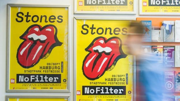 Auch treuen Rolling-Stones-Fans ist das Konzert zu teuer
