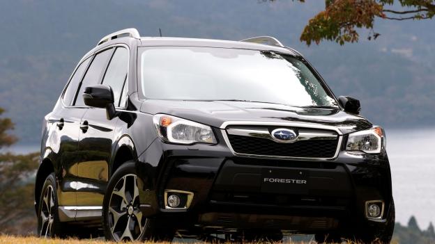 Bei der Subaru-Garantie fahren die Schweizer schlechter