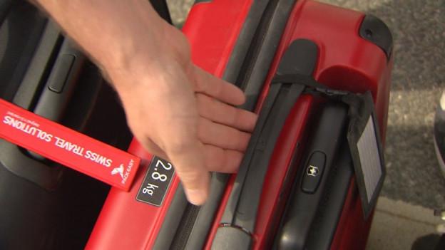 Audio «Dürfen wirklich alle Handgepäck-Koffer in die Flugzeugkabine?» abspielen.
