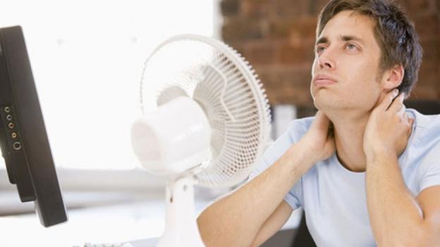 Kaum Recht auf Hitzeferien im Büro