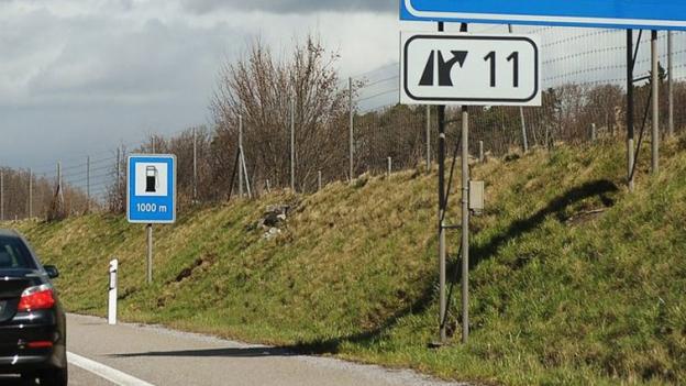 «Espresso Aha!»: Wie werden Autobahn-Ausfahrten nummeriert?