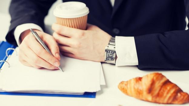 Audio «Rechtsfrage: Habe ich Recht auf eine «richtige» Mittagspause?» abspielen