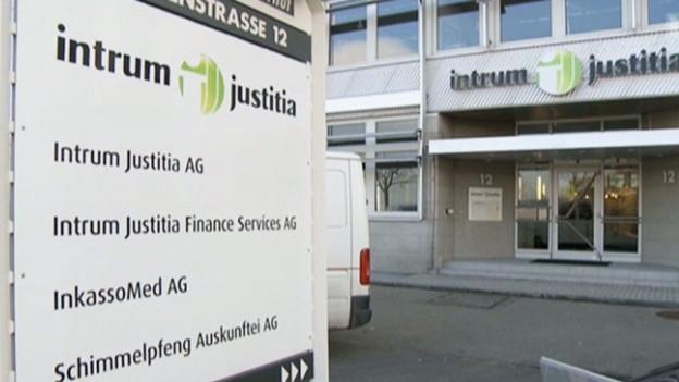 Audio «Intrum Justitia betreibt 85-Jährigen wegen uralter PTT-Rechnung» abspielen