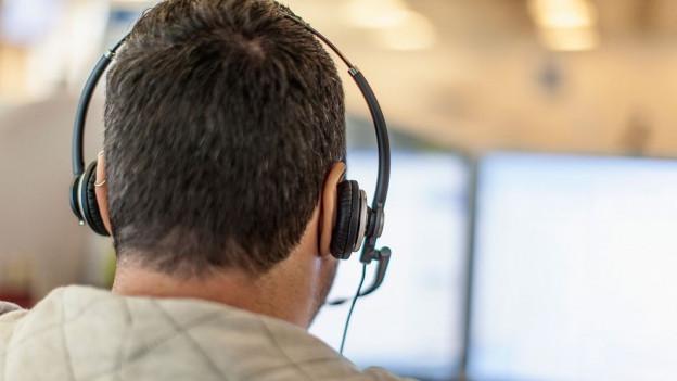 Audio «Aggressive Inserateverkäufer belästigen Todkranke» abspielen