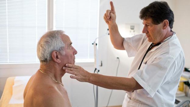 Audio «Fahrtauglichkeits-Test: Ärzte bestimmen Preis selber» abspielen.
