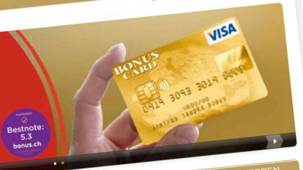 Kreditkarte Bonus