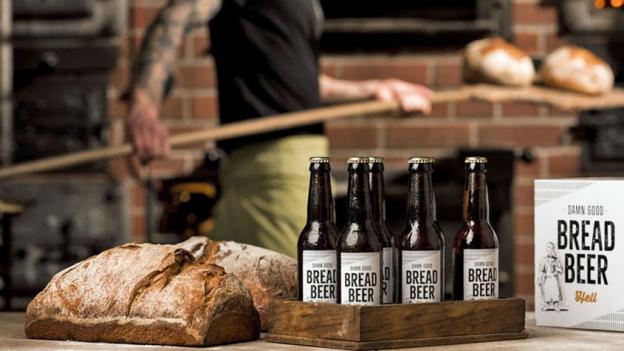 Gegen Foodwaste: Aus überschüssigem Brot wird Bier