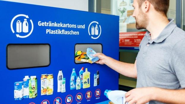 Detailhändler sind beim Getränkekarton-Recycling zurückhaltend