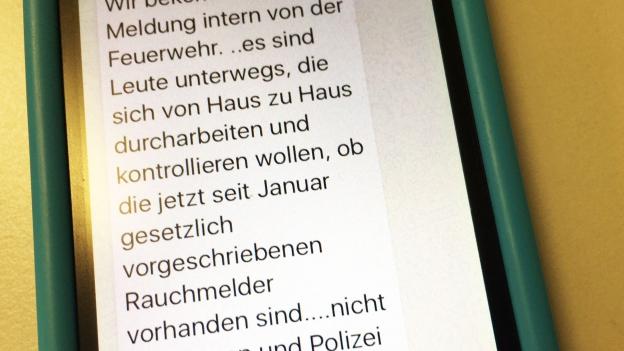 Elektronische Kettenbriefe sind gelogen und teils gefährlich