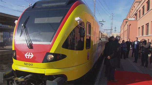 Schule richtet sich nach Zugfahrplan
