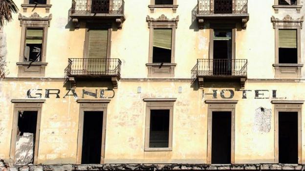 Ein «Grand Hotel» kann auch einfach nur gross und alt sein