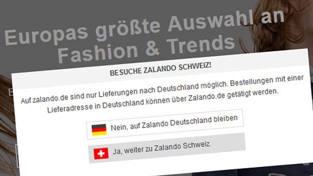 Geoblocking für Webshops bald auch in der Schweiz verboten?